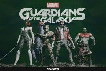 Impresiones de Marvel's Guardians of the Galaxy - Probamos durante 3 horas la nueva propuesta de Marvel en el mundo de los videojuegos