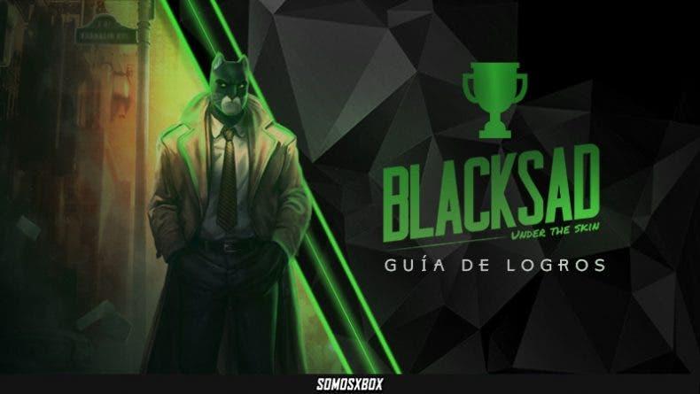 Guía de logros - Blacksad: Under the Skin 1