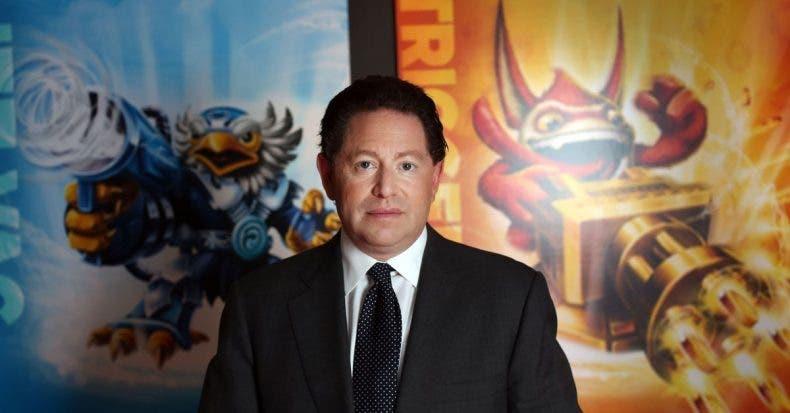 El CEO de Activision está siendo investigado por el gobierno de EE.UU, debido a los casos de discriminación y acoso 1