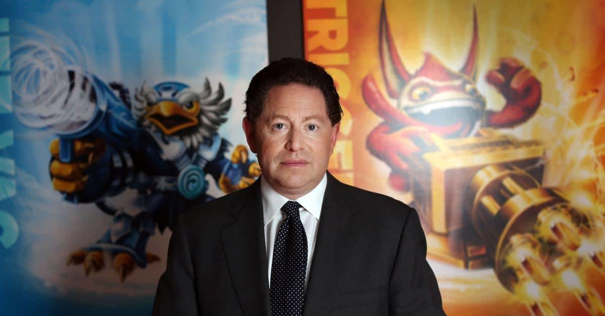 El CEO de Activision está siendo investigado por el gobierno de EE.UU, debido a los casos de discriminación y acoso 13