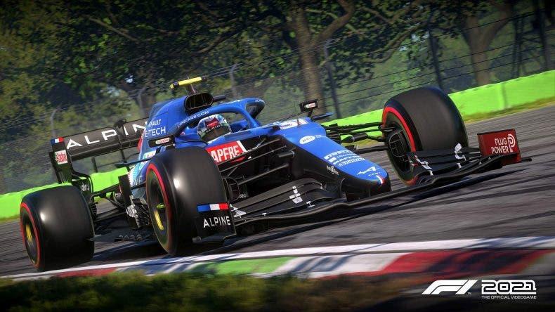 prueba gratuita de F1 2021