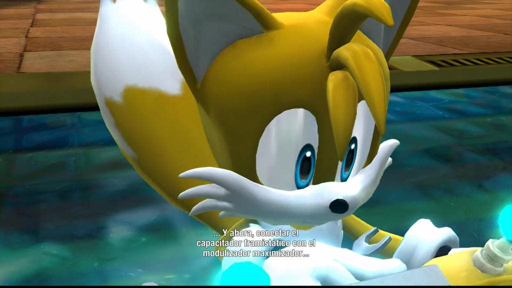 Análisis de Sonic Colors Ultimate