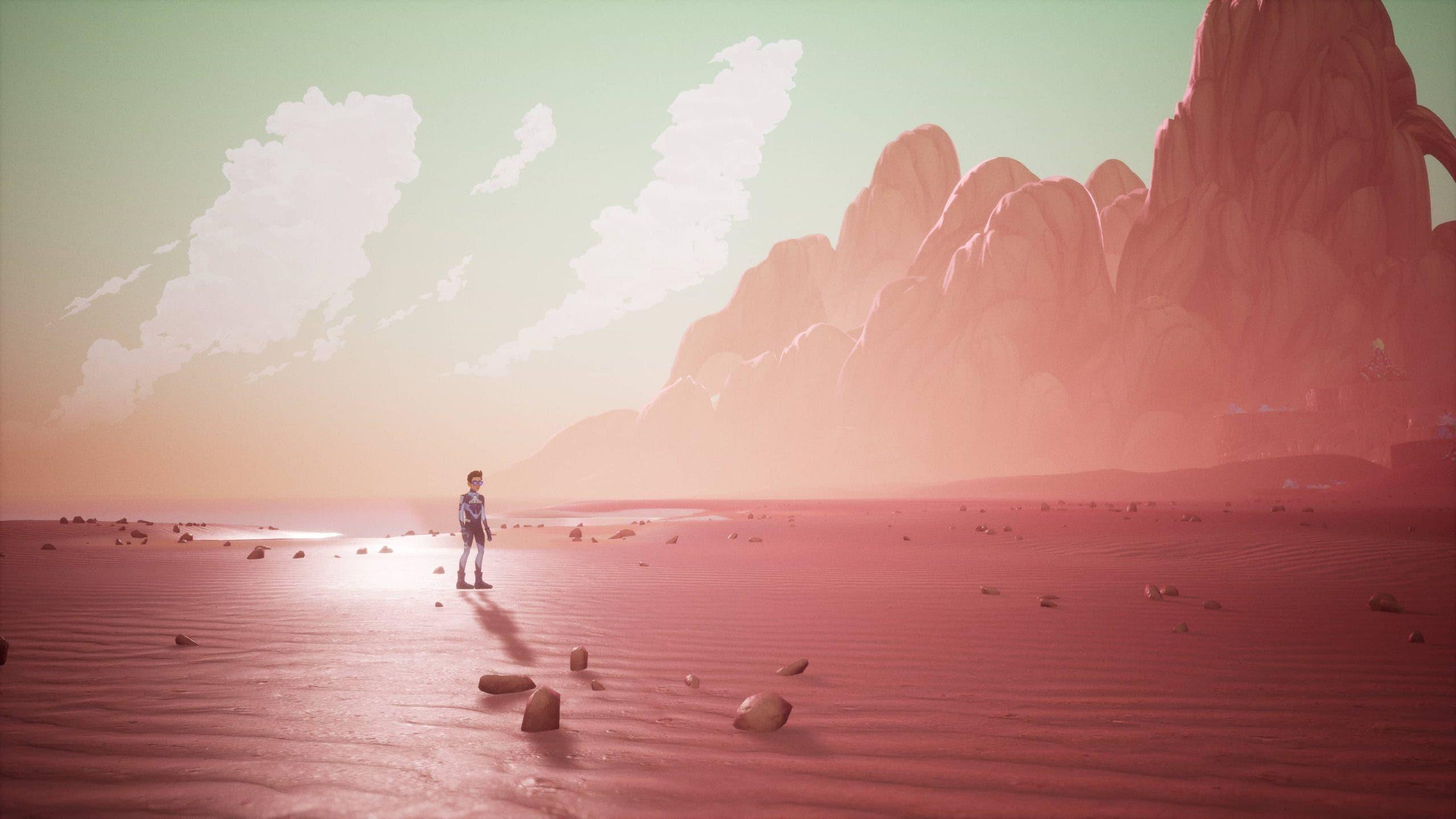 Análisis de The Artful Escape - Xbox Series X 3