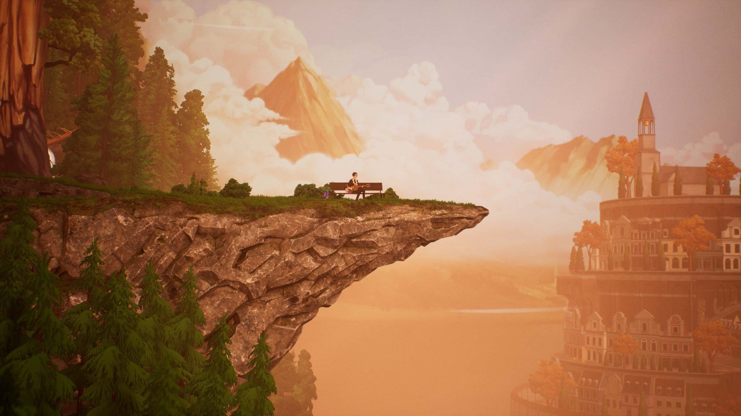 Análisis de The Artful Escape - Xbox Series X 1