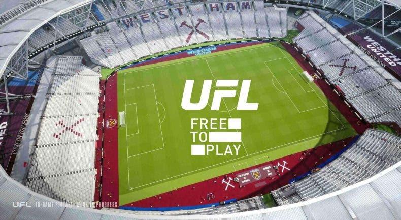 imagen in game de UFL