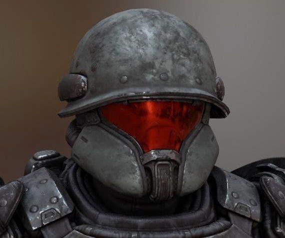 cascos personalizados para Halo Infinite