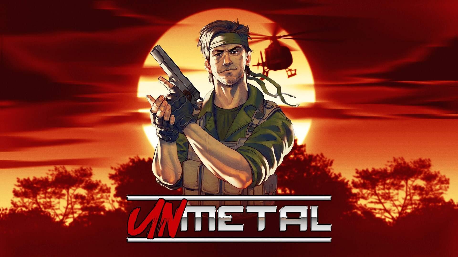 UnMetal ya está disponible en Xbox
