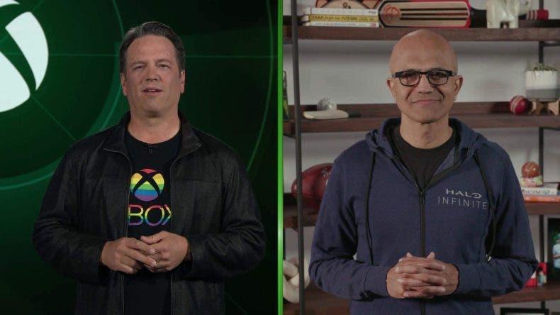 Xbox ahora es una parte central de Microsoft