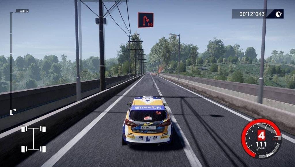 Análisis de WRC 10 – Xbox Series X