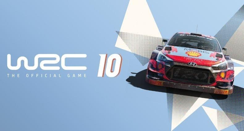WRC 10 ya está disponible en Xbox