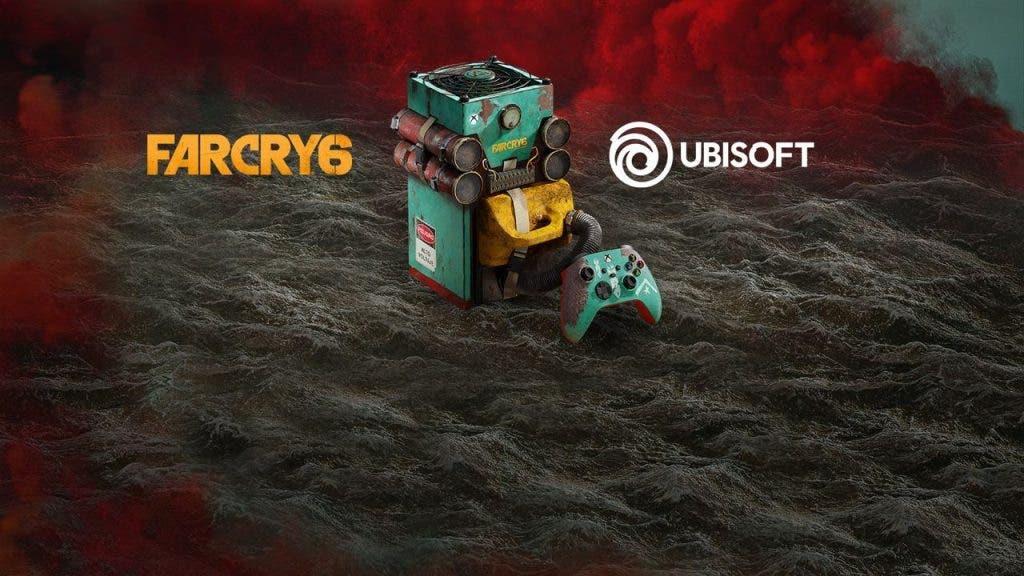 Xbox Series X de Far Cry 6