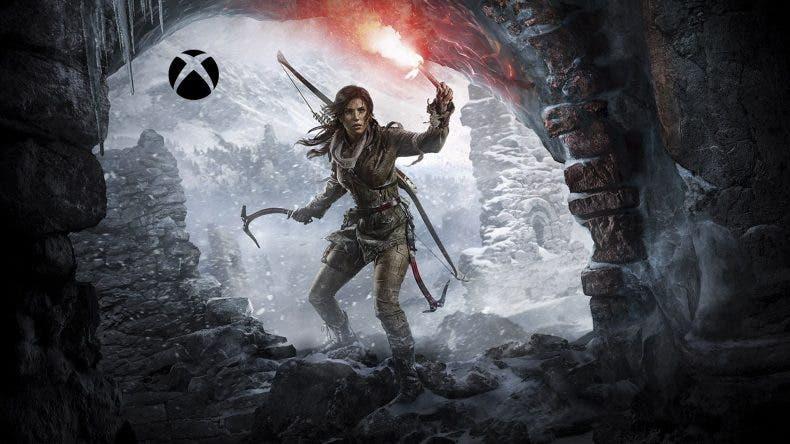 exclusividad de Rise of the Tomb Raider en Xbox
