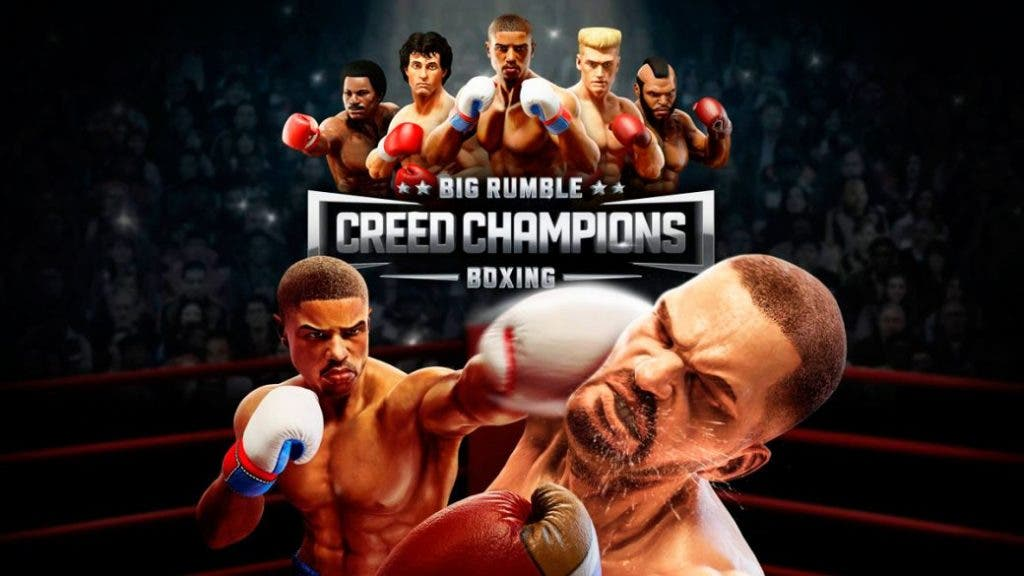 Análisis de Big Rumble Boxing: Creed Champions