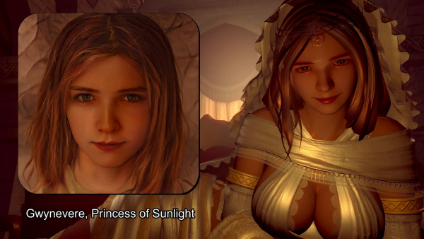 Una inteligencia artificial genera caras más realistas para los personajes de Dark Souls