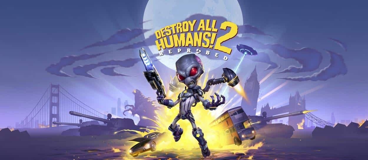 Destroy All Humans! 2 Reprobed ha sido confirmado por THQ Nordic 3