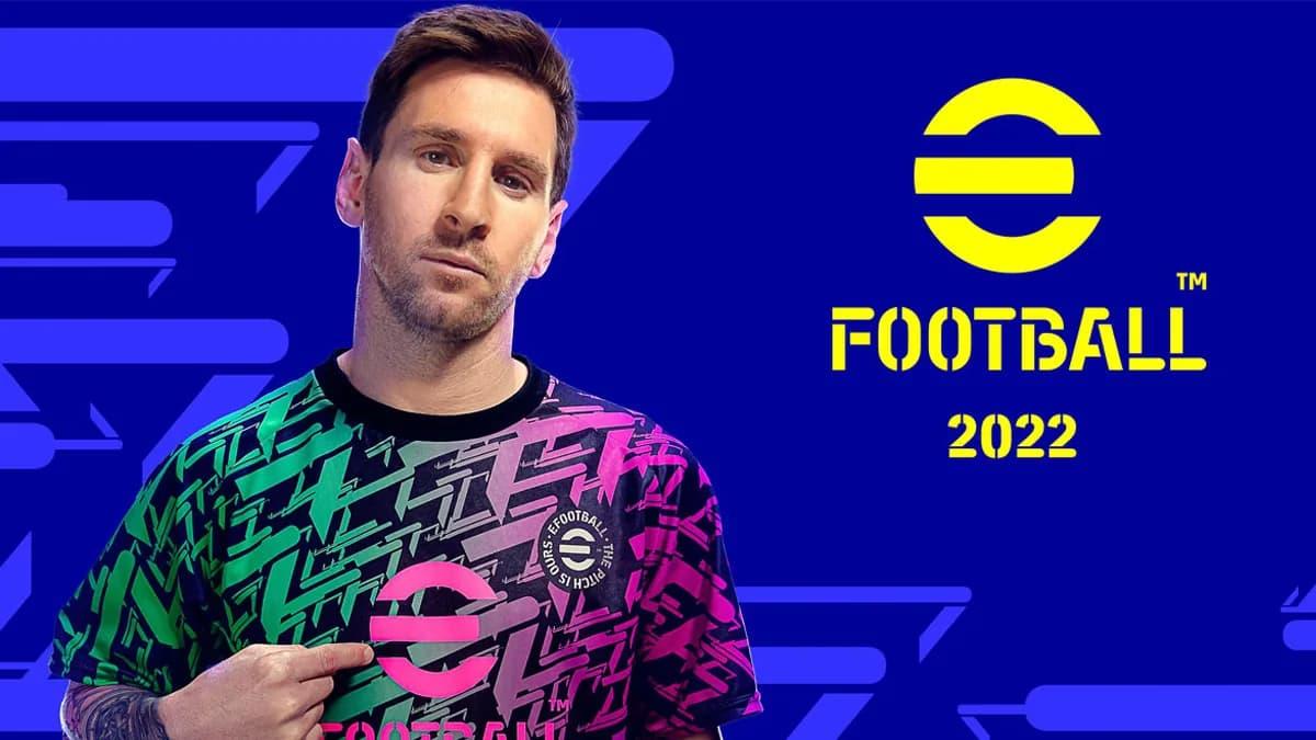 eFootball 2022 se vuelve viral en redes por su desastroso estado