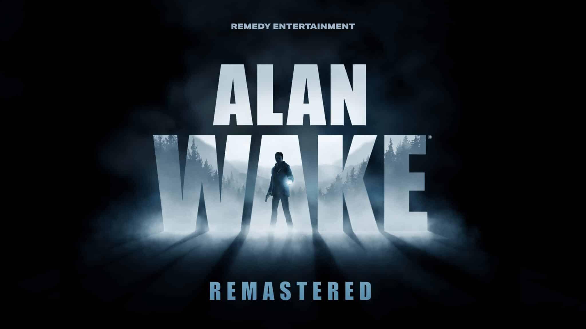 Alan Wake Remastered muestra en un vídeo las mejoras respecto a la versión original 2
