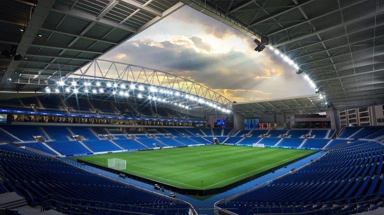 todos los estadios de FIFA 22