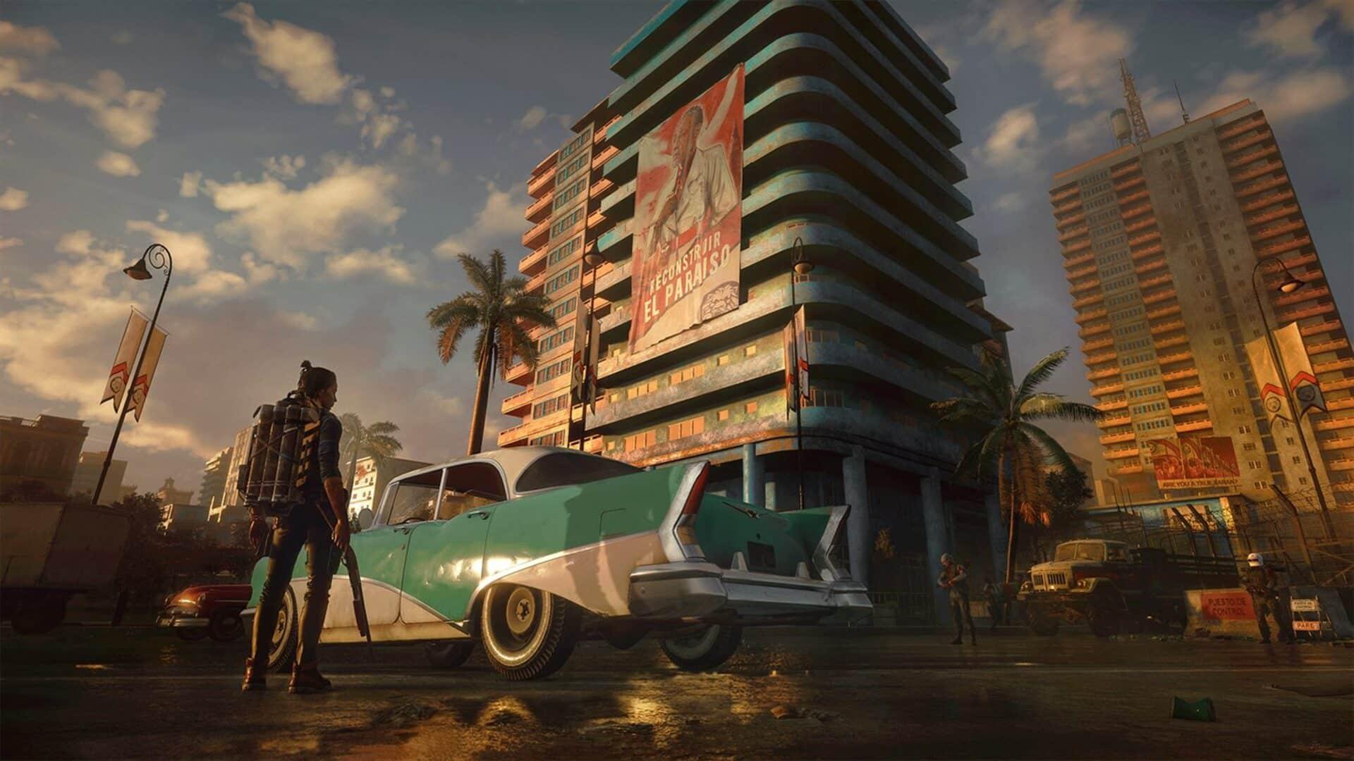 Far Cry 6 no contará con Ray Tracing en Xbox Series X|S y PS5