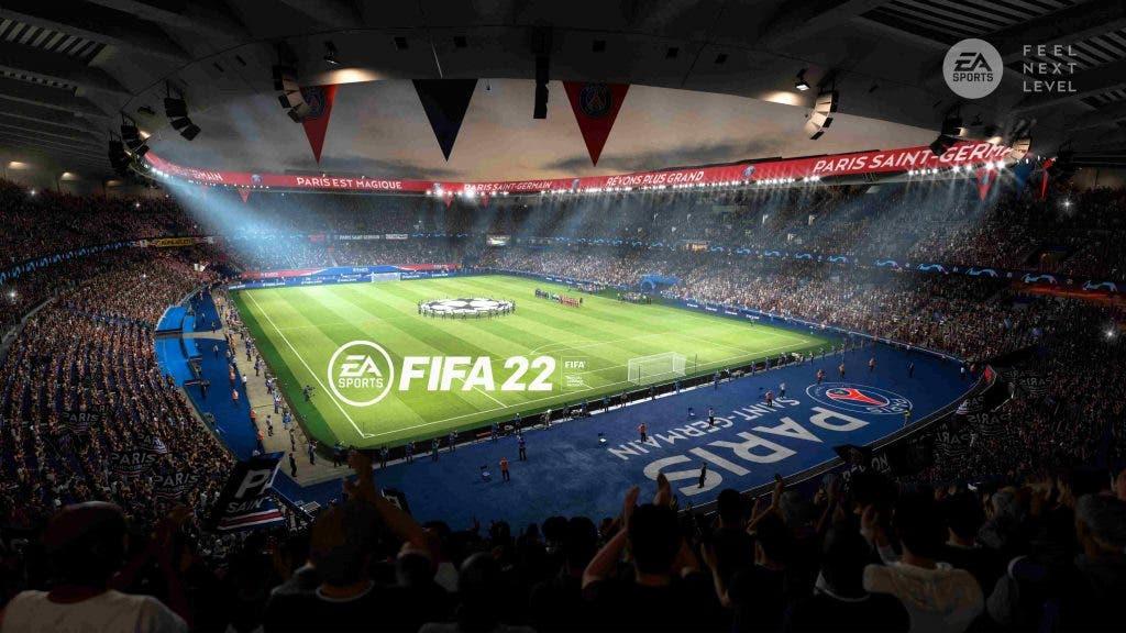 Rendimiento de FIFA 22 en Xbox Series X y PS5