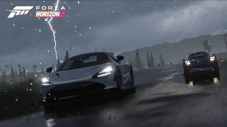 Forza Horizon 5 tendrá cambios climáticos semanales