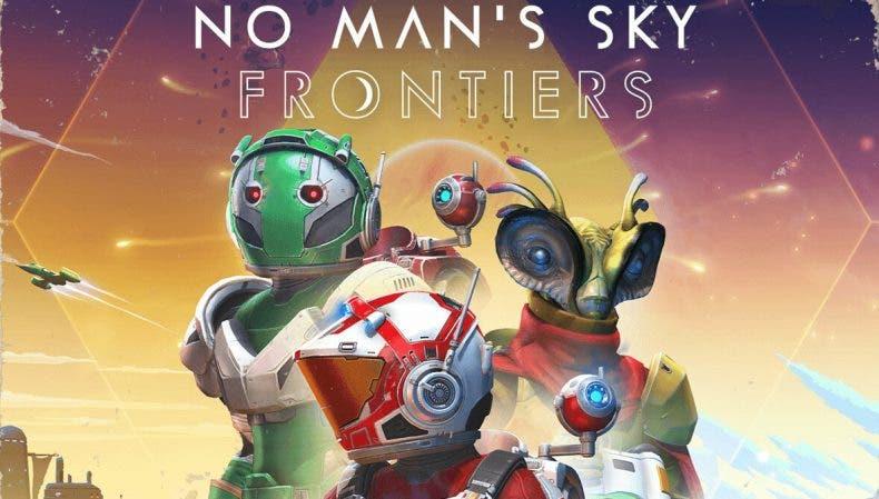 La nueva actualización de No Man's Sky incorpora increíbles asentamientos que recuerdan a Star Wars