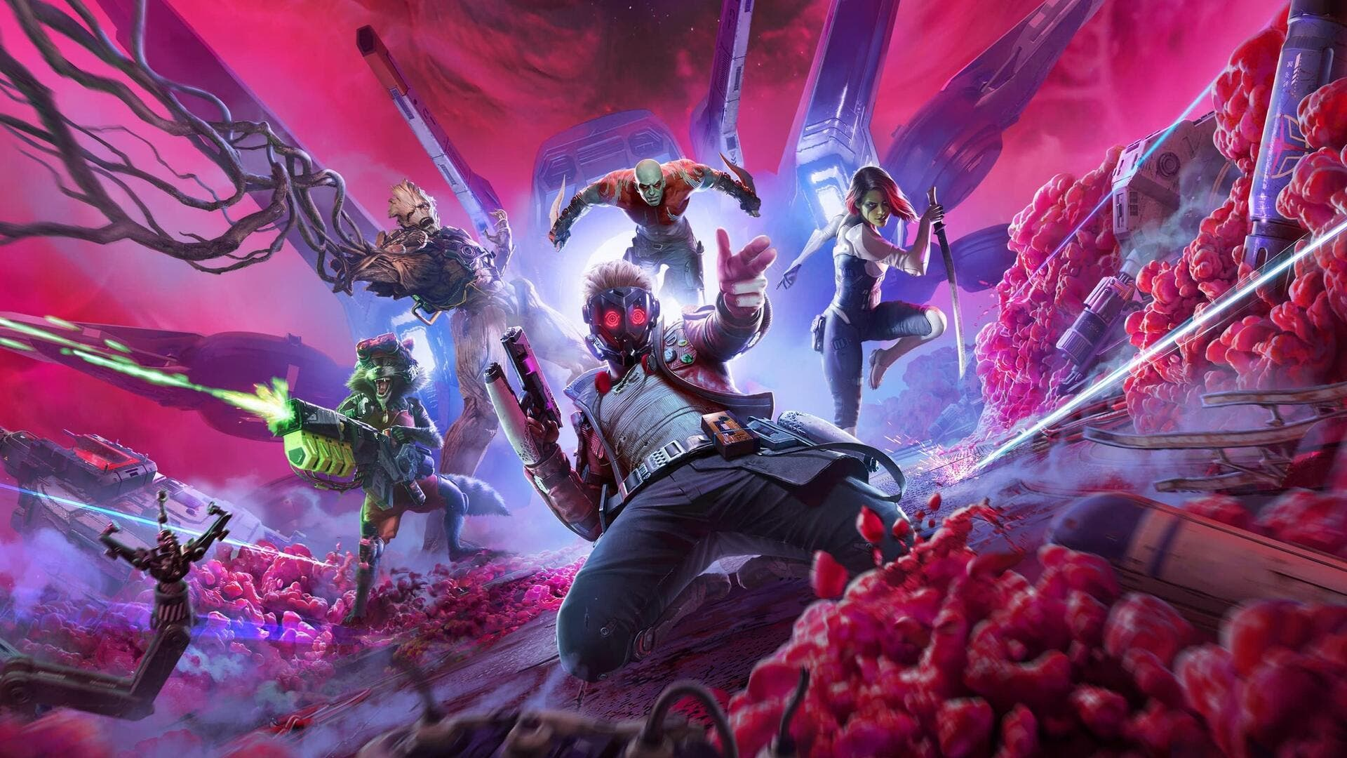 Marvel's Guardians of the Galaxy detalla sus beneficios por reserva y sus diferentes ediciones