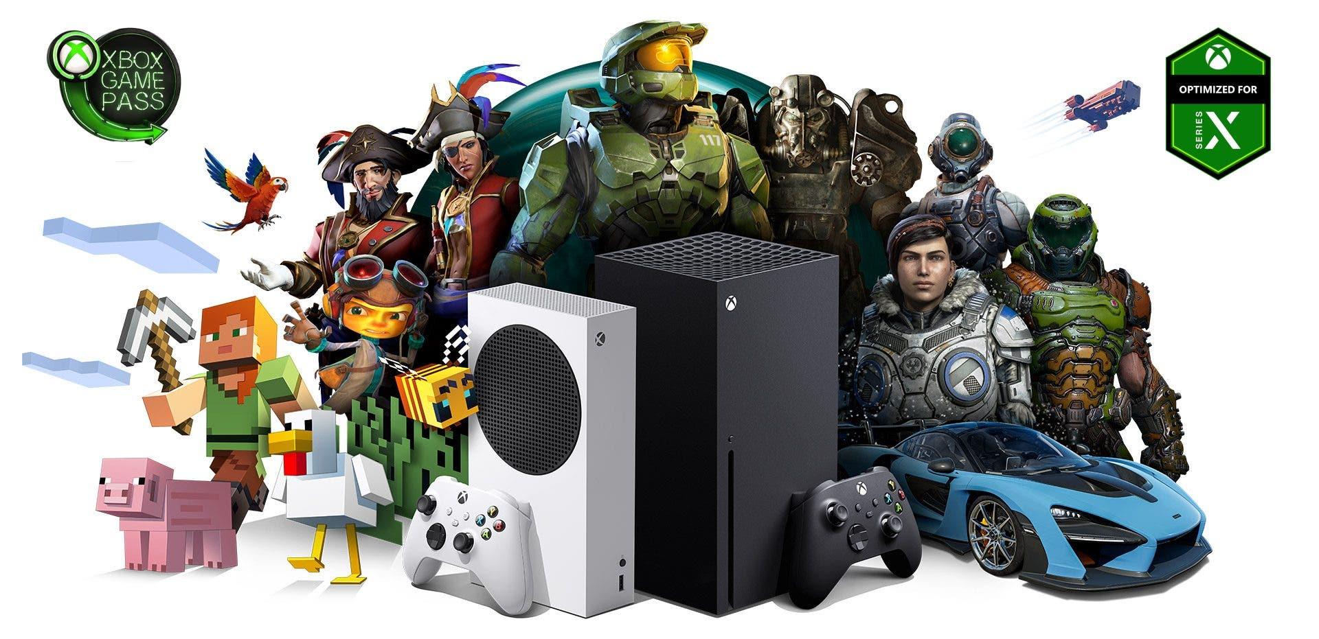 juegos que llegarán a Xbox en septiembre