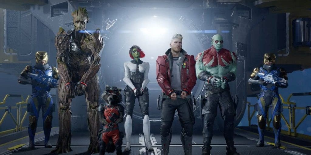 Guardians Of The Galaxy y Avengers utilizan engines diferentes