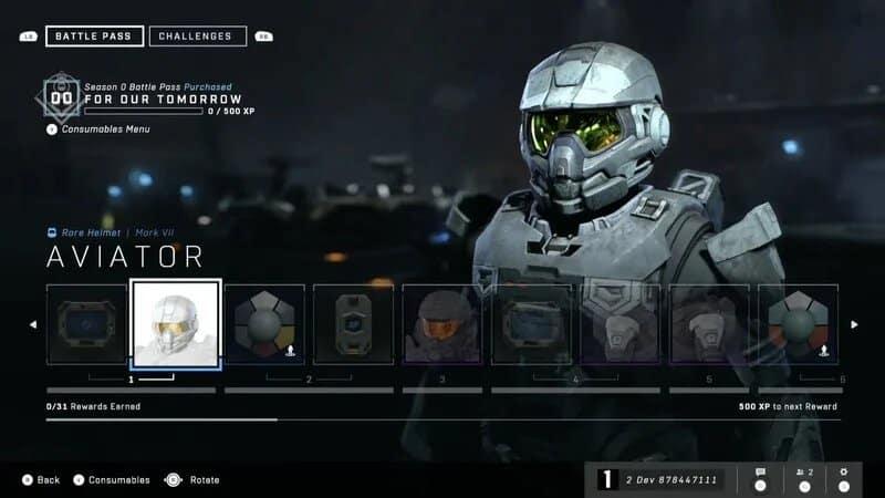 Halo Infinite en Xbox Series X y Xbox One