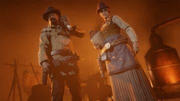 actualización de Red Dead Online