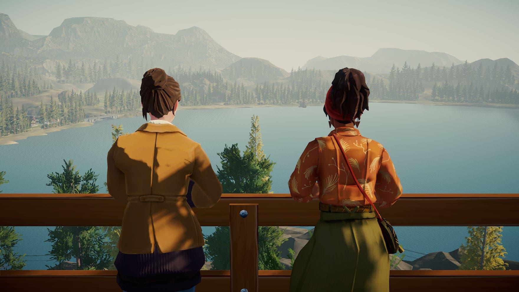 Análisis de Lake - Xbox Series X 4