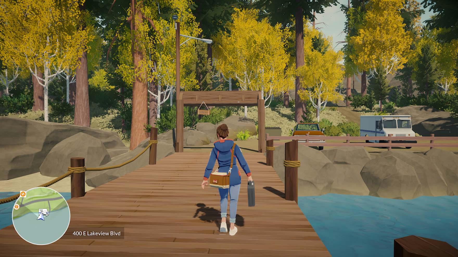 Análisis de Lake - Xbox Series X 3