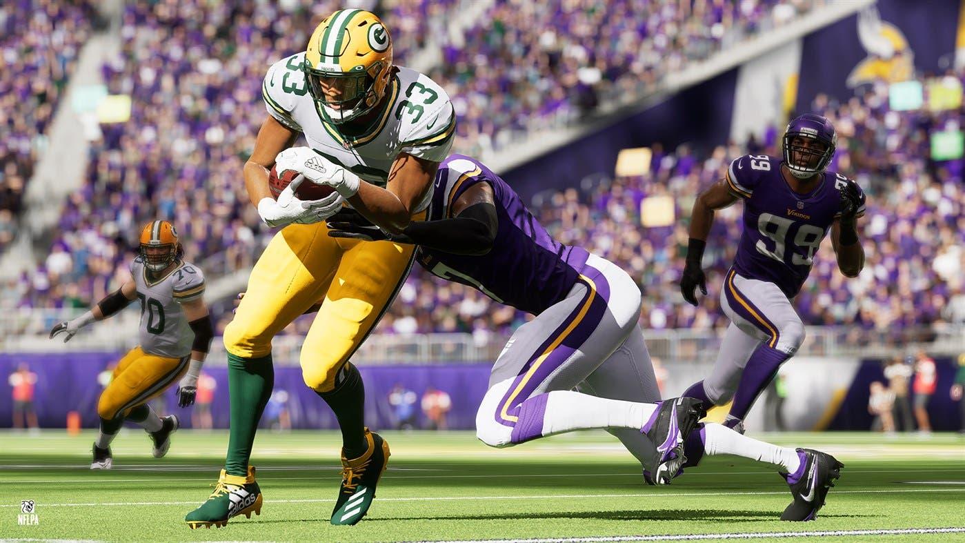 Análisis de Madden NFL 22 - Xbox Series X 3