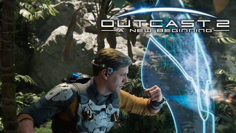 Se presenta de manera oficial Outcast 2 - A New Beginning 1