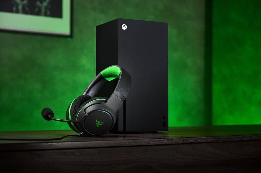 Razer anuncia los auriculares Kaira X y más periféricos para Xbox 1