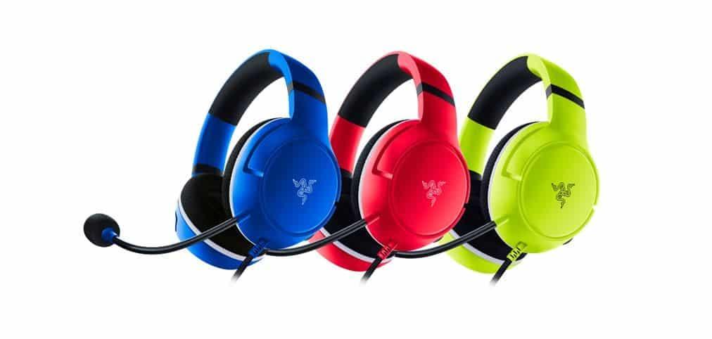 Razer anuncia los auriculares Kaira X y más periféricos para Xbox 2