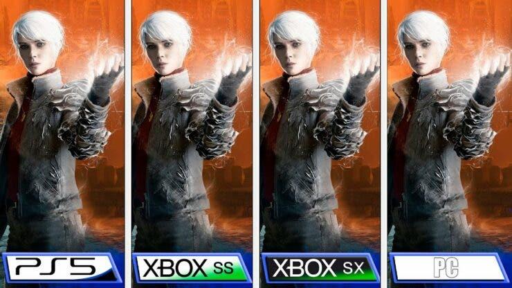 rendimiento de The Medium en Xbox Series X y PS5