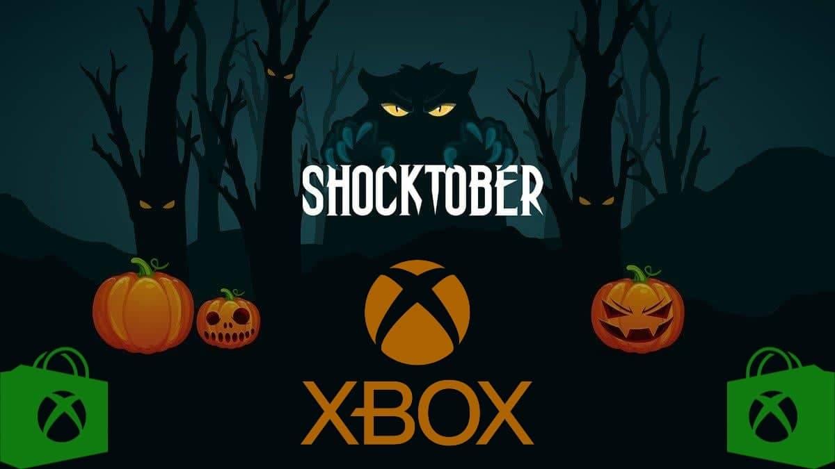 Xbox Shocktober 2021