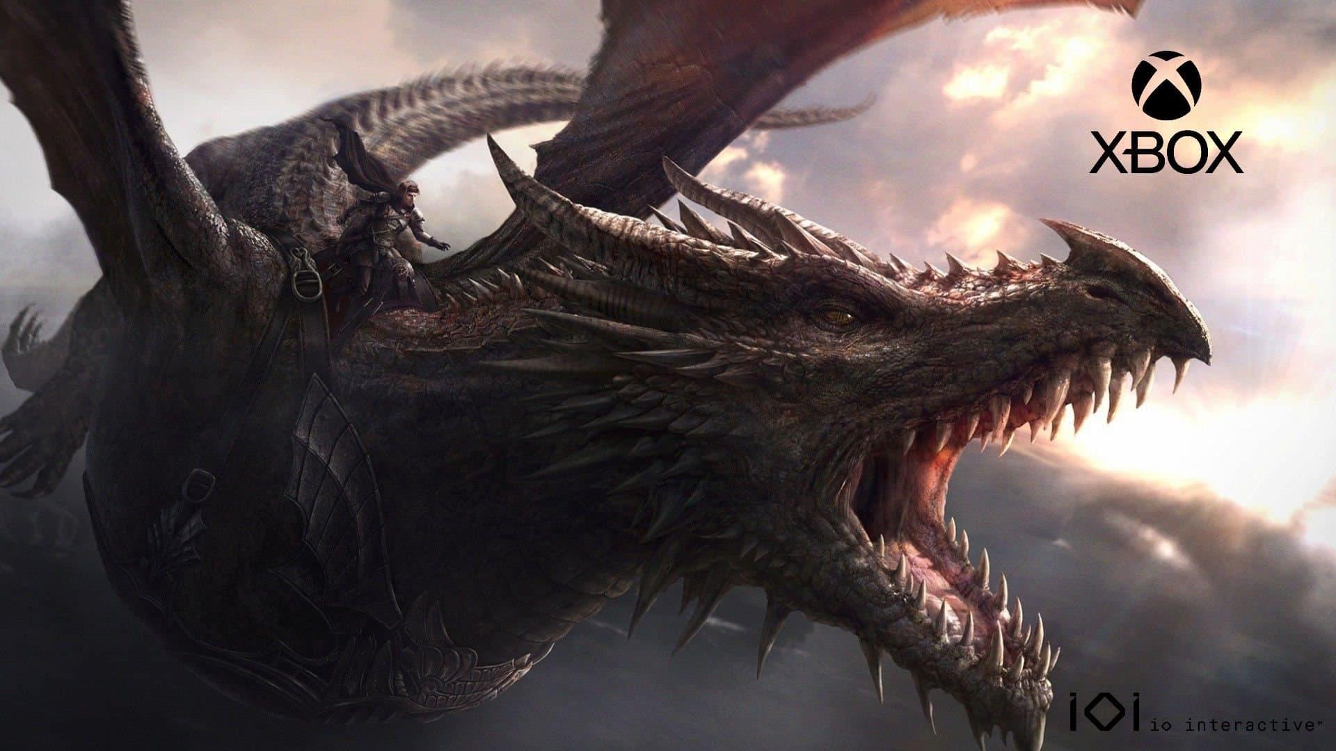 Project Dragon de IO Interactive