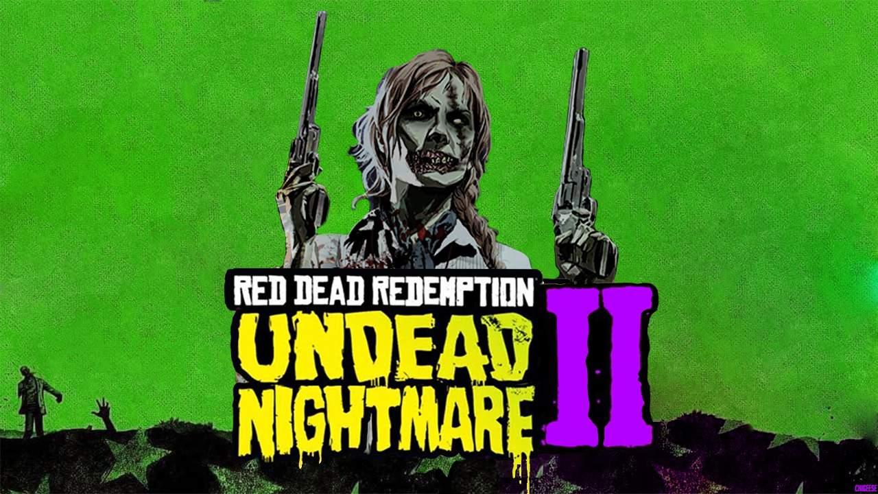 Red Dead Redemption Undead Nightmare 2
