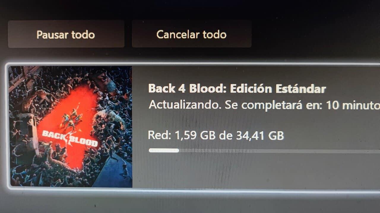 ¡Finalmente! Ya se puede preinstalar Back 4 Blood con Xbox Game Pass 2