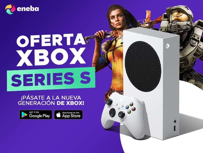 Hazte con una Xbox Series S al mejor precio 8