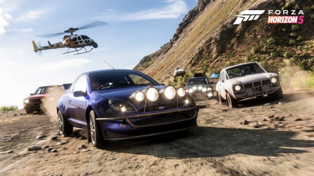 Impresiones de Forza Horizon 5