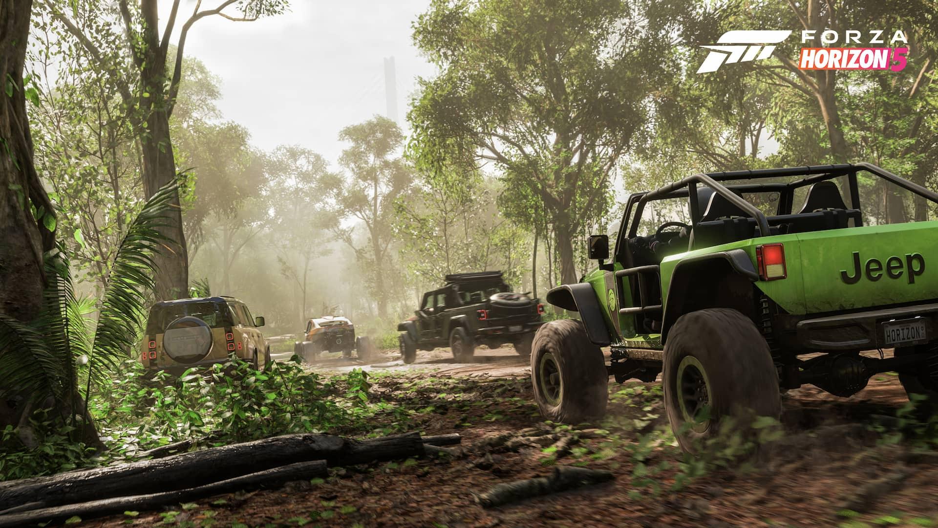 Forza Horizon 5 se desarrolló al completo con Xbox Game Pass en mente