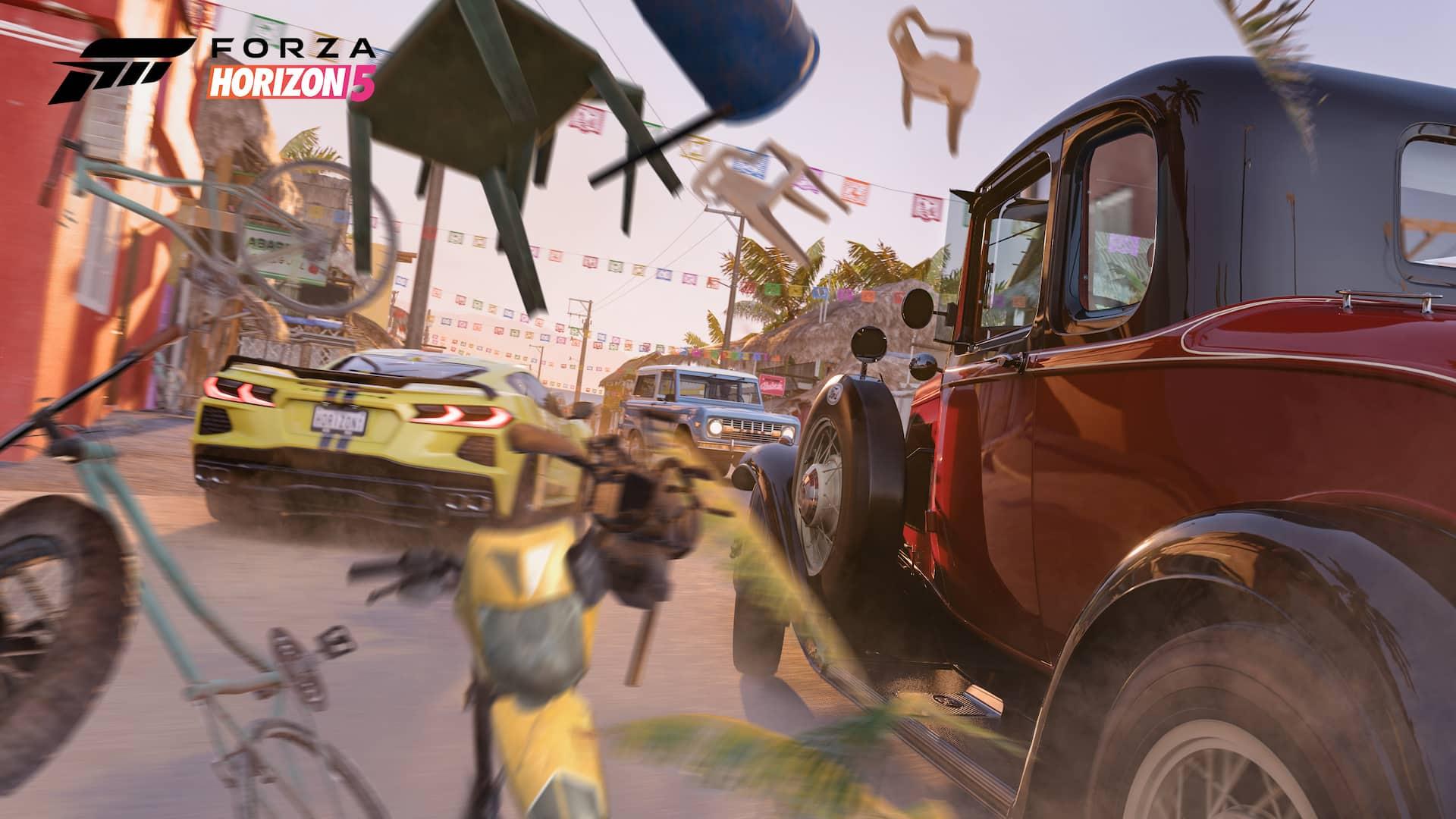 Forza Horizon 5 será uno de los juegos con mejores gráficos de Xbox One