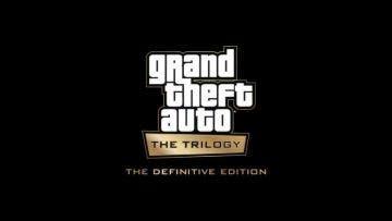 fechas del tráiler y del lanzamiento de GTA Trilogy Remastered