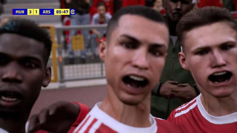 bugs más divertidos de eFootball 2022