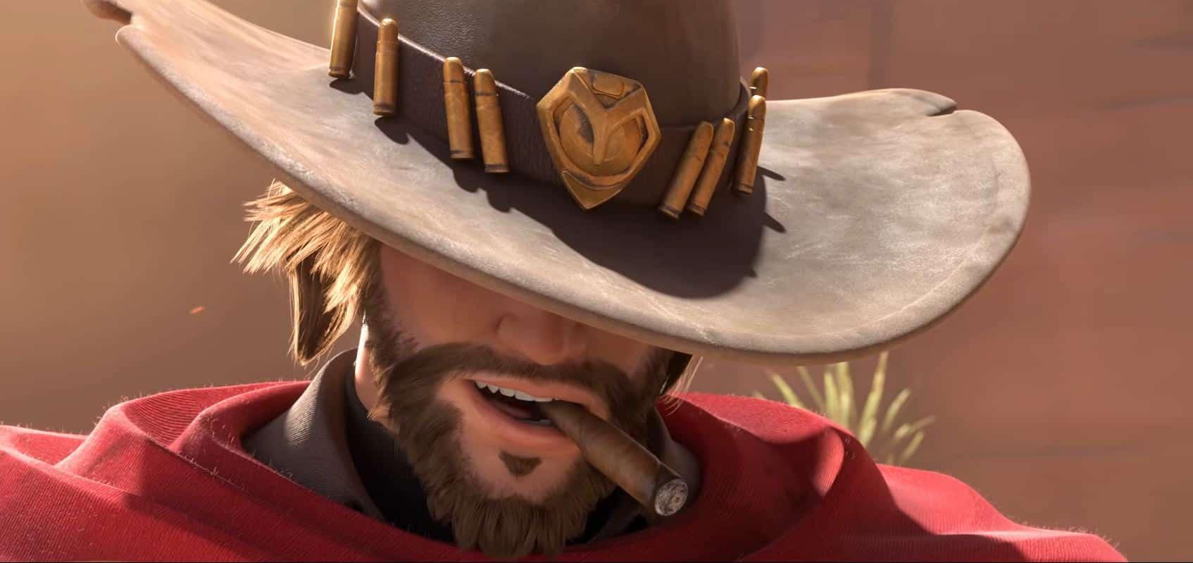 McCree, el héroe de Overwatch, recibe al fin su nuevo nombre 6