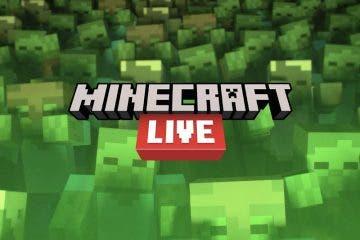 Mojang nos muestra el futuro cercano de la franquicia Minecraft durante el Minecraft Live 9
